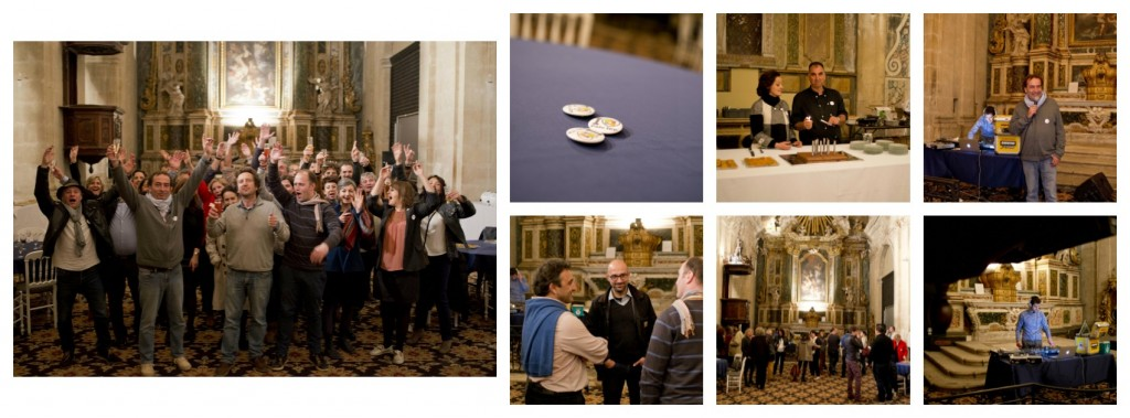 Montage photos-journee du pole-Arles-240317-soiree