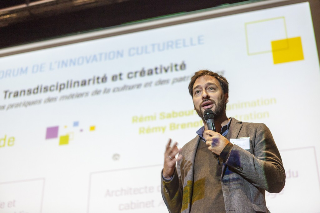Forum de l'Innovation Culturelle 2014
